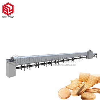 Multi-used Industrial Oven For Cake Baking Oven Bread Tunnel Oven