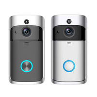 2020 Smart Wifi Door Bell M3 Apartment Dingdong Ring Bell Video Camera DoorBell Wireless