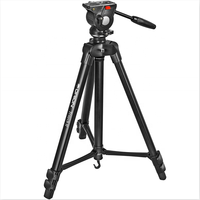 Professional Portable Sturdy Heavy Duty Collapses Tripod For Camera