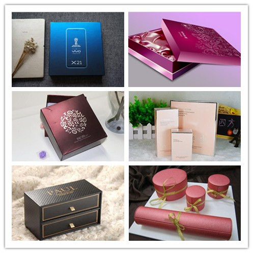 Burnished Fancy Paper Metallized Wrapping Paper for Packaging Box
