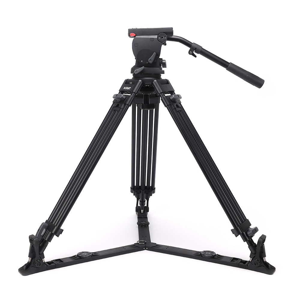 New Design Diat A223TVP100 Professional Magnesium Alloy aluminum 20kg video camera tripod china