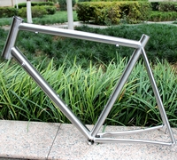 Titanium Road Bike Frame with Taper head tube titanium road bike frame custom