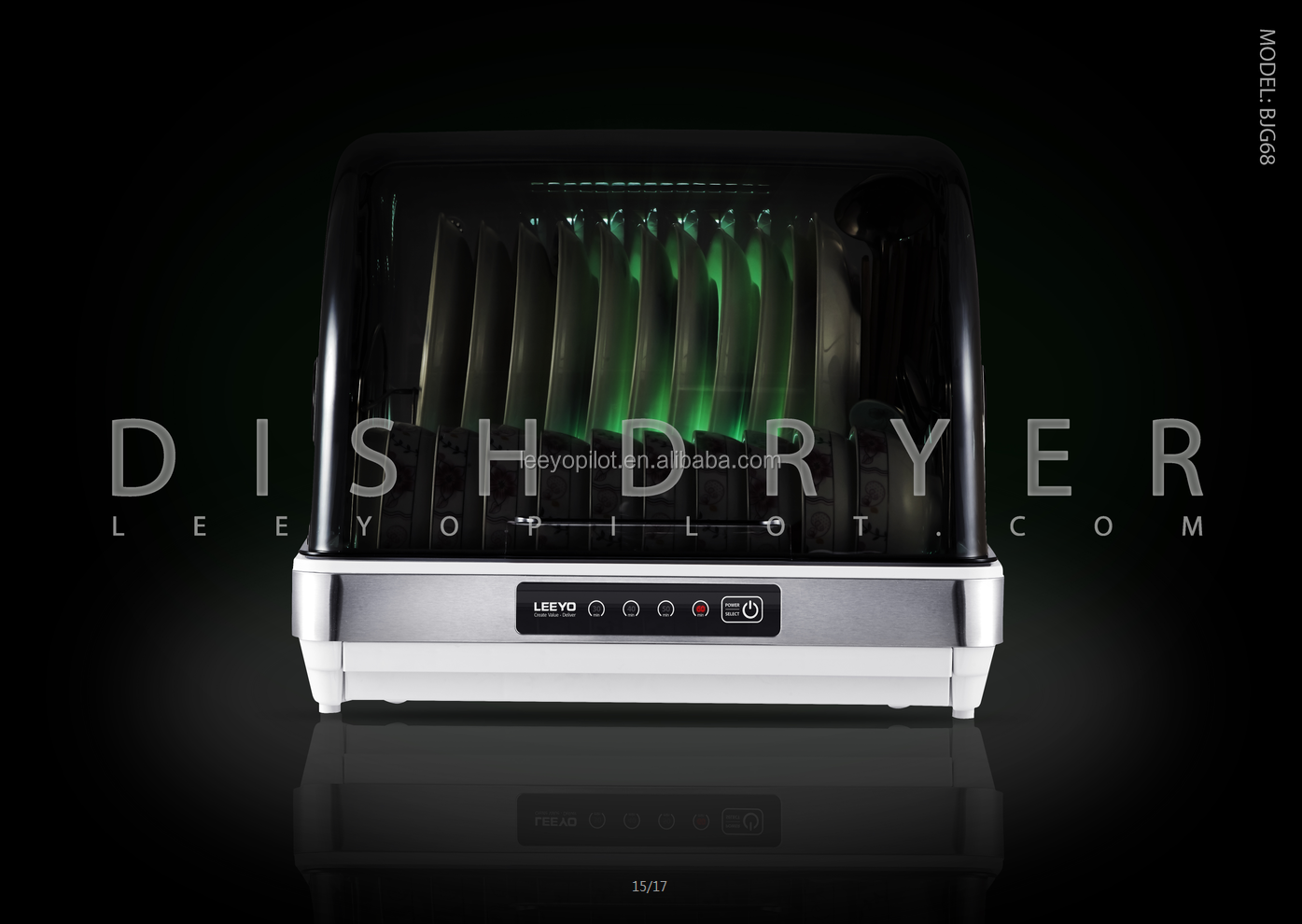 2019 new model style electric dish dryer