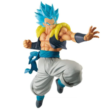 Hot Selling Blue Haar <span class=keywords><strong>Dragon</strong></span> <span class=keywords><strong>Ball</strong></span> <span class=keywords><strong>Z</strong></span> Gogeta Model Standbeeld Anime Pvc Figuur Action Figure