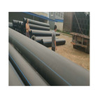PE100 DN 900mm HDPE polyethylene pipe SDR26 36'' pe drain water pipe