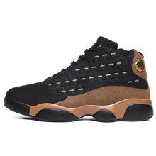 Мужская модная Баскетбольная обувь, модная обувь для пар, мужские и женские удобные дышащие спортивные кроссовки, износостойкая нескользящ...(Китай)