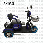 MINMAX E TRICYCLES Electric tricycle electric tricycles carry cargo on adult electric tricycles500W/700W FAMILY THREE WHEEL
