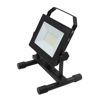 CE Rohs 20w Portable Rechargeable Cordless LED Work Light FloodLight IP65 Waterproof Emergency Flood light with Stand