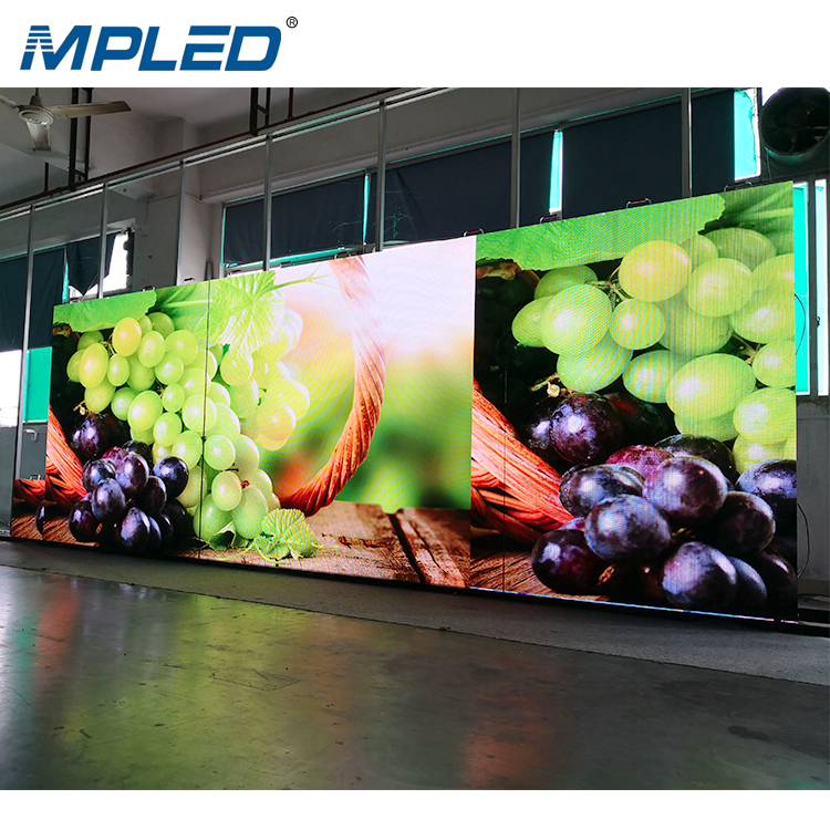 Mpled Die-Casting Aluminium Kabinet Indoor Rental LED Display P2.5 P3 P4 RGB SMD Indoor 2.5 Mm LED Video dinding