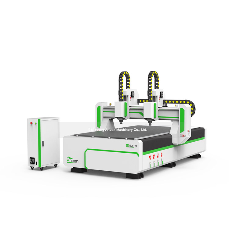 CE AN1325 wood cnc router MDF cutting woodworking furniture making cnc router machine