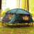 Y0009 Two bed room large space family camping winter air tent