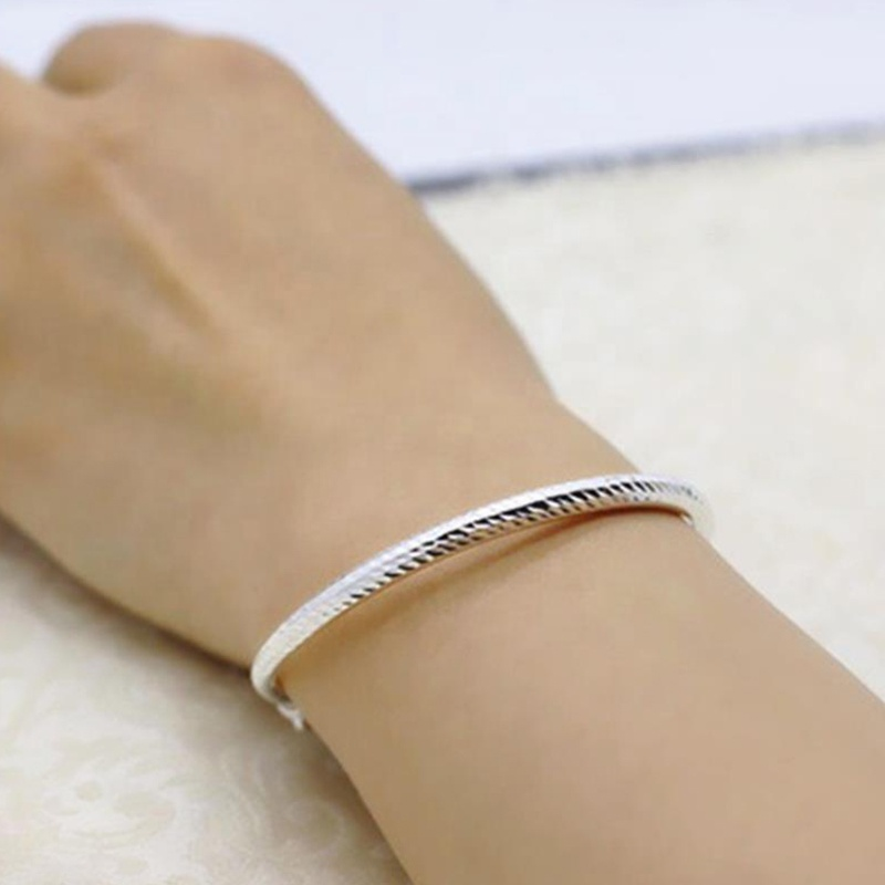 product-Esthetical Thread Simple Silver Bracelet Wholesale In Guangzhou-BEYALY-img-1