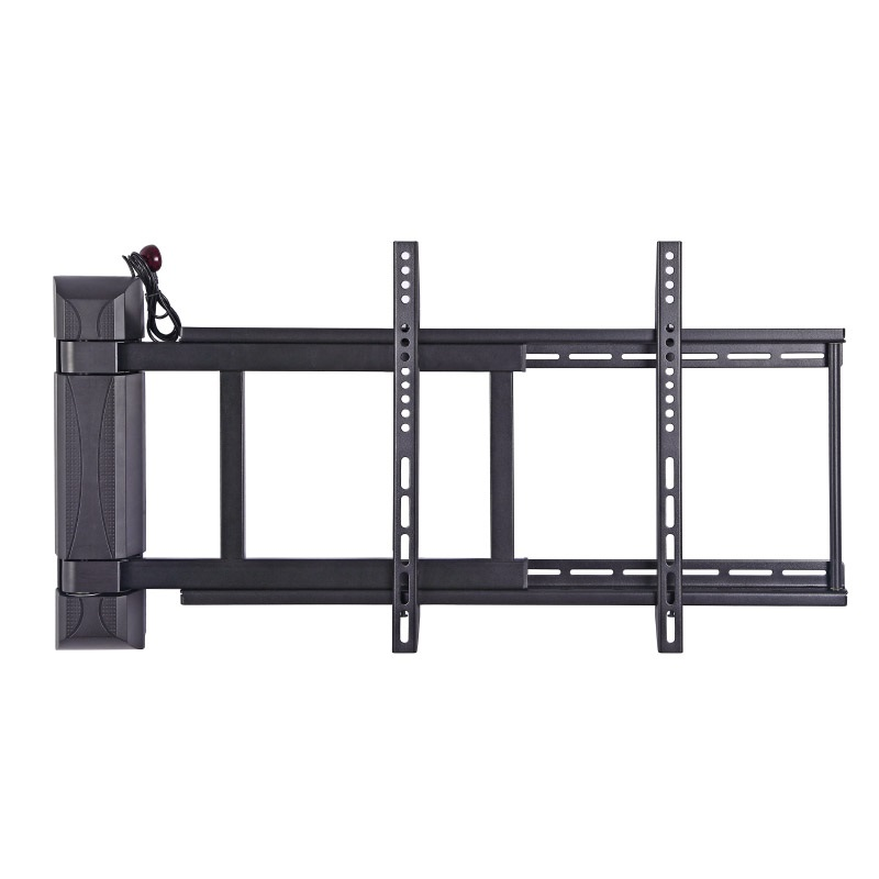 Kinbay Electric swing arm Full motion <strong>TV</strong> wall mount Intelligent remote control <strong>swivel</strong> arms <strong>TV</strong> wall <strong>bracket</strong>