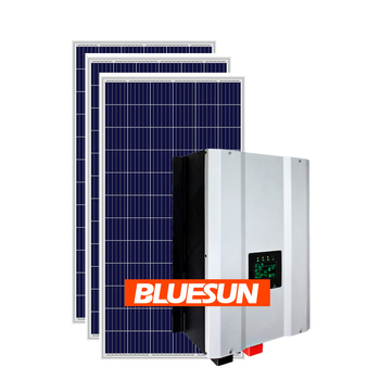 Off grid dc power 5kw solar power air conditioning system 5kw home appliances solar energy system