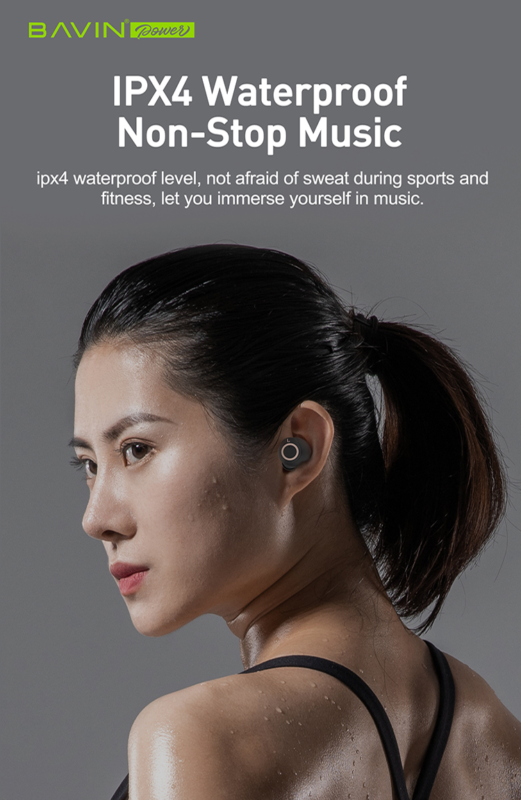 New arrival 2020 shenzhen factory High Quality Bluetooth 5.0 Wireless Earbud Headphones TWS M2