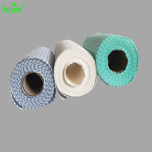 Household kitchen disposable dish cleaning wipes cloth roll