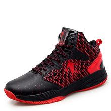 Баскетбольная обувь с высоким берцем, спортивная обувь(Китай)
