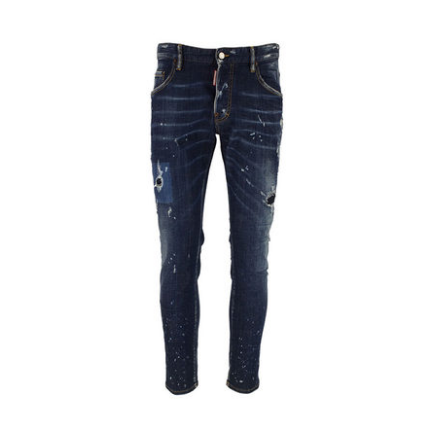 True men Factory  Wholesale US Traditional for fashion Jeans Distressed Denim Pants