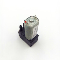 DC 12V 0.5 bar -30~60kpa micro suction mini electric vacuum pump for red wine stopper