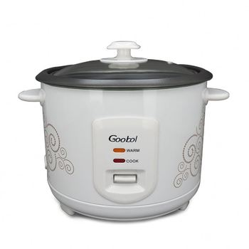 Rice Cooker Stainless Steel Inner Pot 220V Small Mini 110V Spare Part Cheap Dual Voltage Electric rice cooker 1l