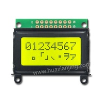 COB Character 8x2 LCD Module With backlight