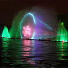 Show Screen Water Screen And Laser Show Entertainment Laser Show Projection Water Screen Fountains