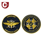 Custom 3D 골동품 metal old coin military army 도전 coin 군 디스플레이