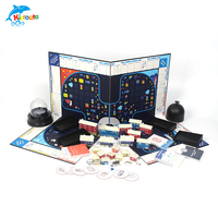 High quality custom risk board game life of luxury game board toys board game
