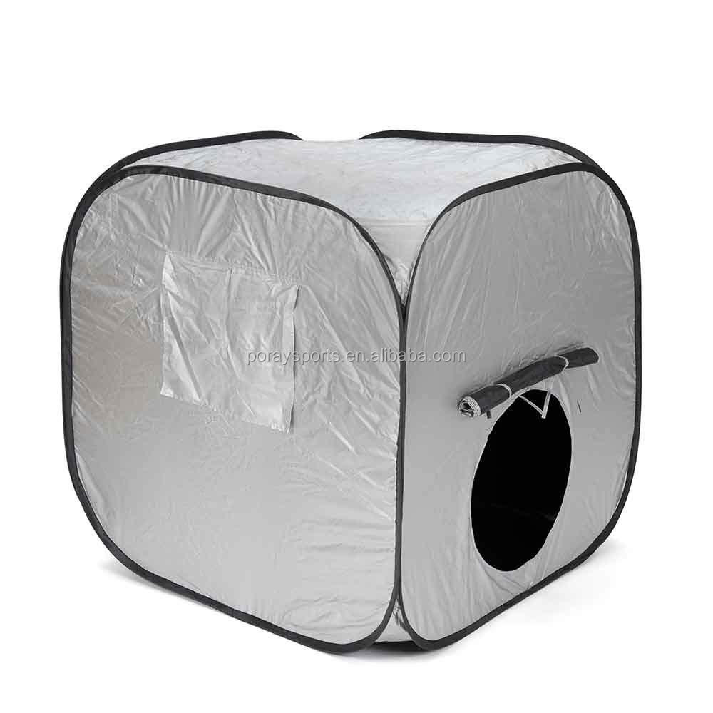 Dark den sensory pod pop up children playing black out tent