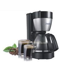 Электрическая капельная Кофеварка, 0,65 л, кофе-машина для домашнего использования, кофемашина, 6 чашек, чайник, 220 В, Sonifer(Китай)