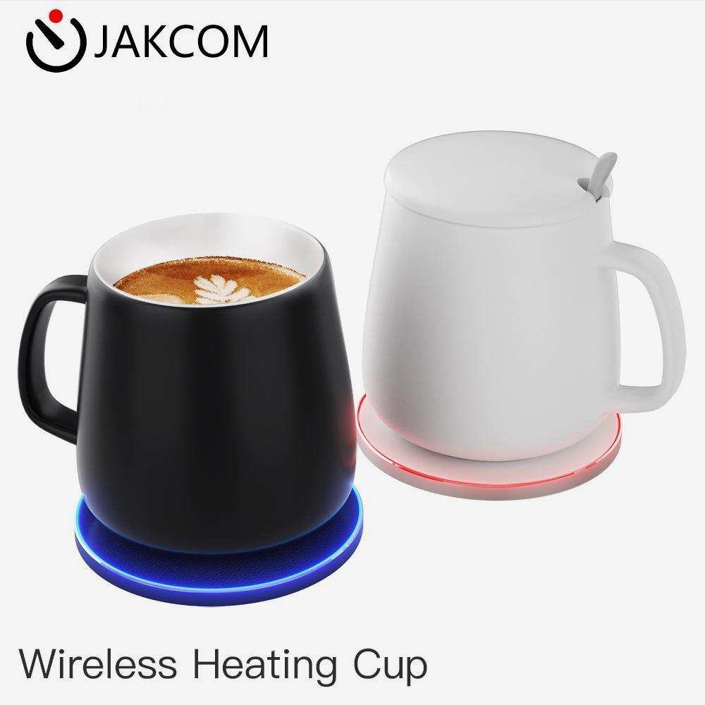 JAKCOM HC2 Wireless Heating Cup of Mugs likebamboo fibre coffee cup 24 oz mug insulated sheep copper mule mugs couple shop