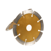 China diamond circular saw blades for dry cutting stone