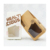 Simple Style Custom Design Kraft Paper Bag Candy Packaging Box Cookie Box With Window