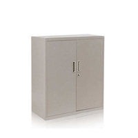 Smile Technology Steel Office Furniture Filing Cabinets With 2 Doors