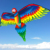 high quality 3D Parrot kite