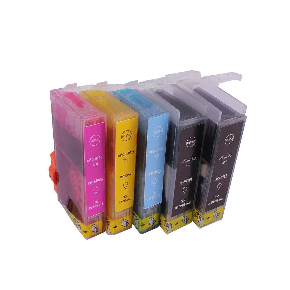호환 프린터 리필 HPQ364XL HP Photosmart B8550 C5324 C5380 C6324 C6380 D5460 D5463 5510 5514 5515