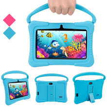 Amazon Heiße Verkäufe Kinder Tablet Pc Kinder 7 Zoll <span class=keywords><strong>Android</strong></span> Tablet Mit Software