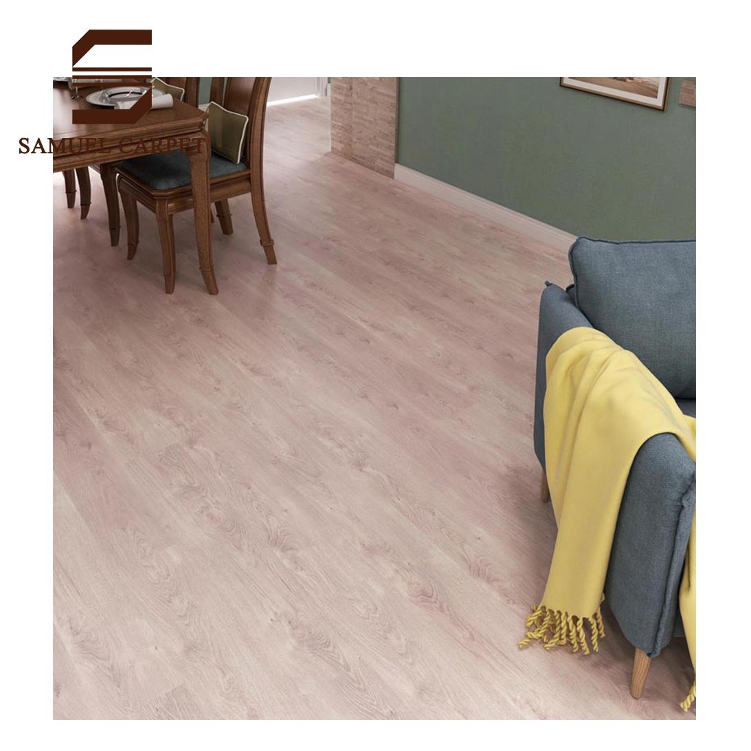 Fireproof Waterproof  PVC Vinyl Tile Eco-Friendly Spc Vinyl Flooring
