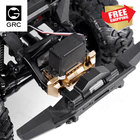 RC model car TRX4 G2 Multi-function servo front copper bracket built-in servo winch traxxas #8237 option upgrade parts
