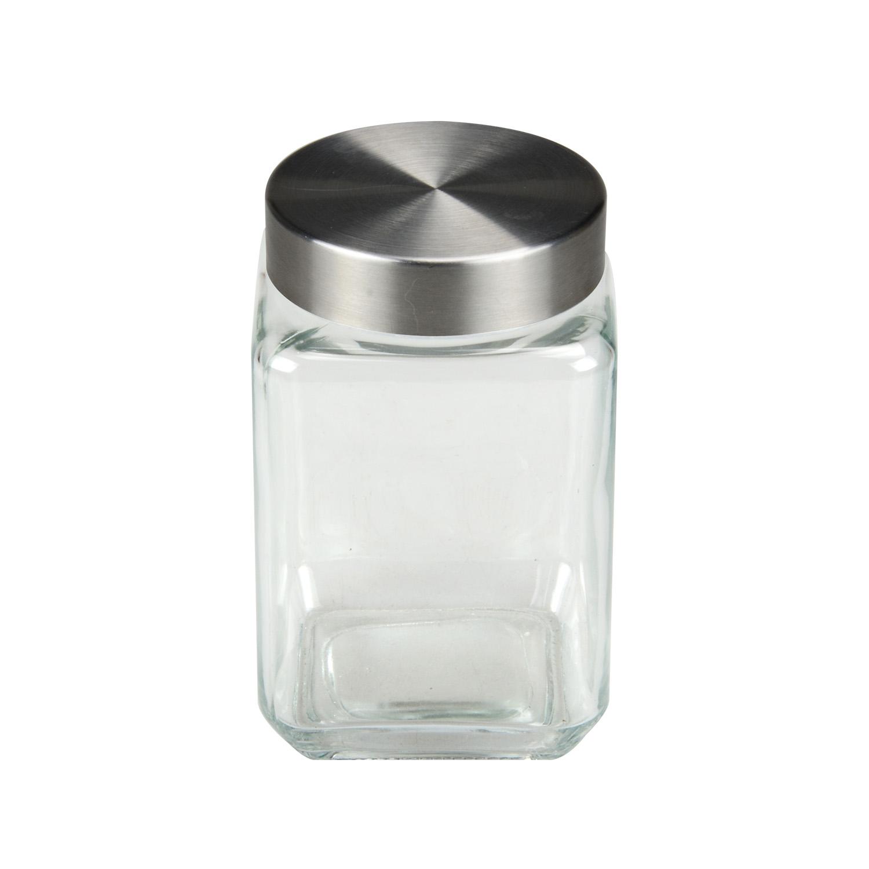 Wholesale 800ml Mini Glass Jar Food Grade Glass Jar with Lid
