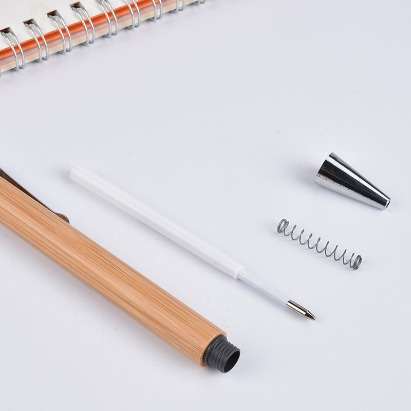 2020 Eco Friendly Wood Bamboo Pen Custom pen with logo ball pen