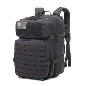 Army Tactical Backpack Day Pack Molle Bag Military Backpack Rucksacks for Outdoor Hiking Camping