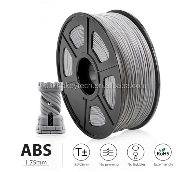 3D Printer Filament ABS 1.75mm 1KG ABS Filament