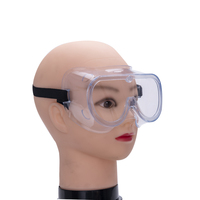 Anti impact safety protective glasses safety goggles medical