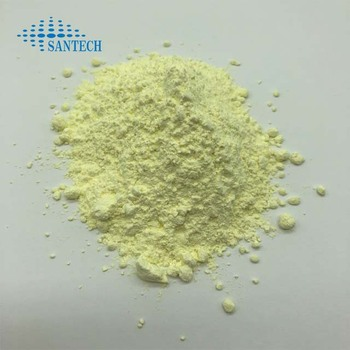 China manufacture 99.9% alpha type D50 1-5um Light yellowish bismuth oxide powder Used in electronic ceramics with 1304-76-3