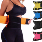Quality Nylon Body Shaper for Women Waist Training Corset Sport Girdle Belt