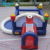 Garden High Voltage Belly Inflatable Mini Jumbo Bouncer Fancy And Prices