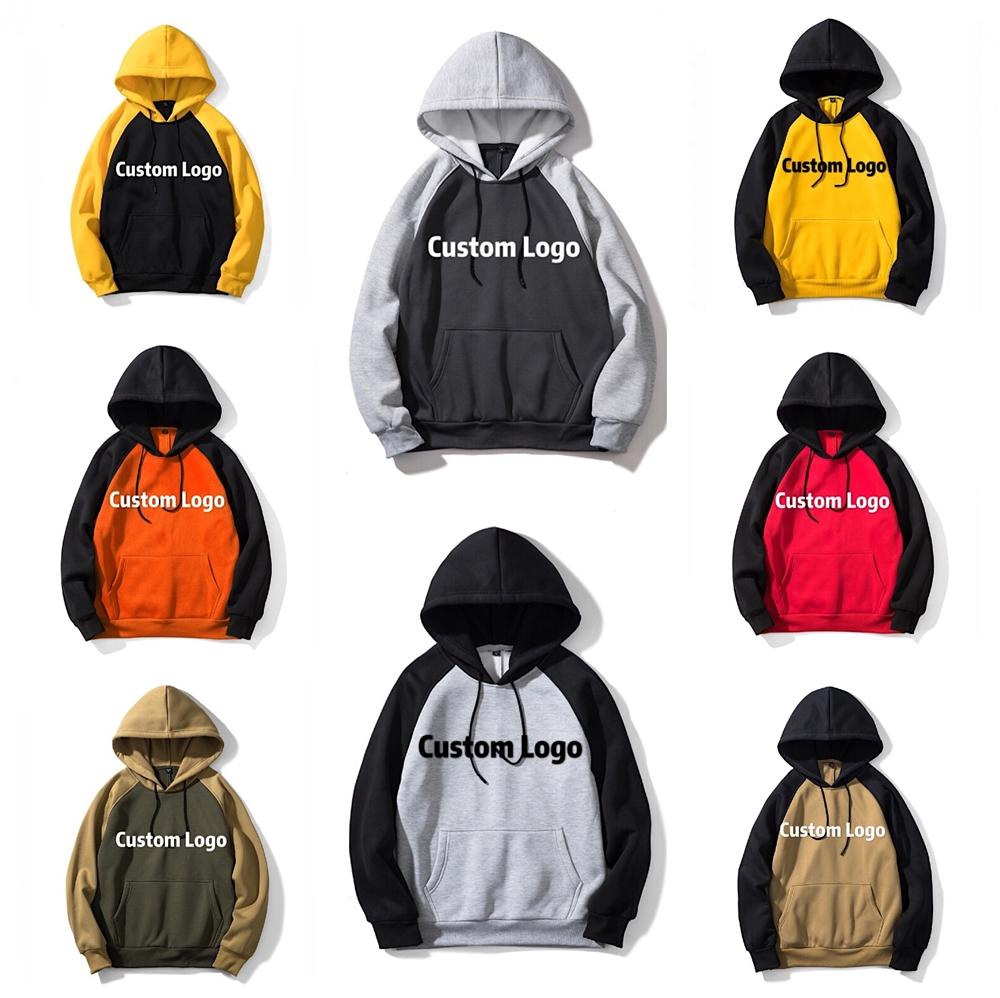 High Quality streetwear custom hoodie printing hoodies for men