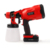 Cordless spray gun 18v batterie spray gun