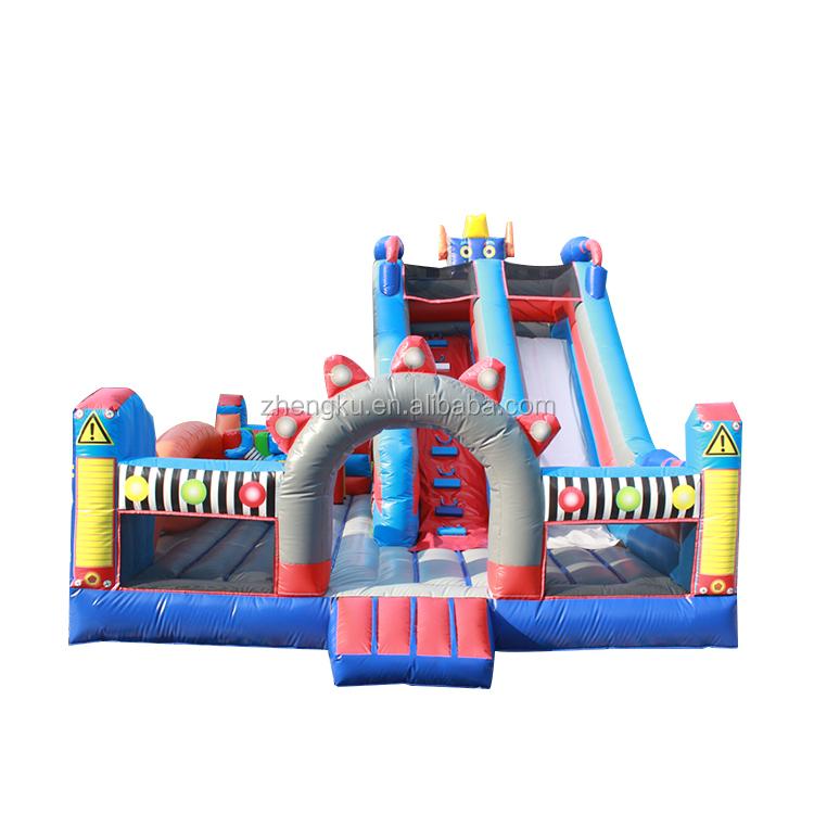 작은 실내 점퍼 inflatables 되튐, 상업 점프 풍선 경비원 슬라이드, 풍선 경비원 슬라이드 판매